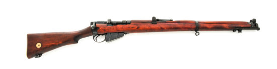 British No. 1 Mk II Lee-Enfield Bolt Action Rifle