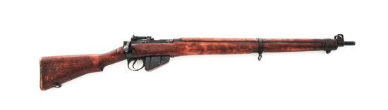 British No. 4 Mk 1 Lee-Enfield BA Rifle