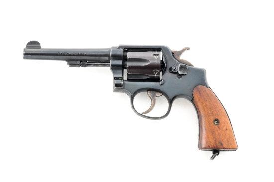 S&W M&P Victory Model DA Revolver