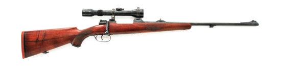 Post-War Mauser Bolt Action Sporting Rifle
