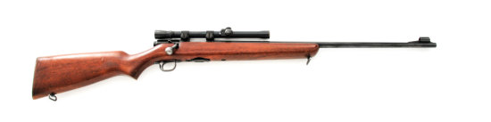 Winchester Model 43 Bolt Action Rifle