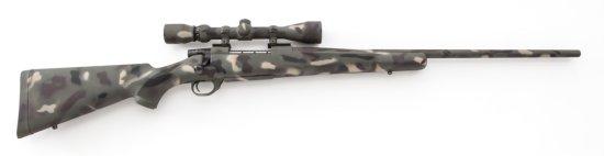 Camo Weatherby Vanguard Bolt Action Rifle