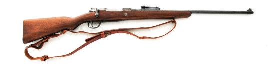 Sporterized Argentine Model 1909 Mauser BA Rifle