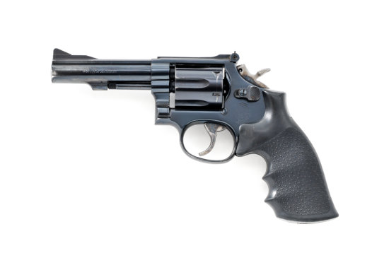 S&W Model 15-5 Double Action Revolver