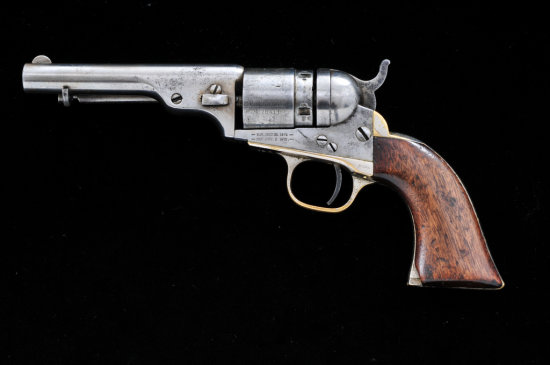 Colt New Model Police Breechloading Revolver