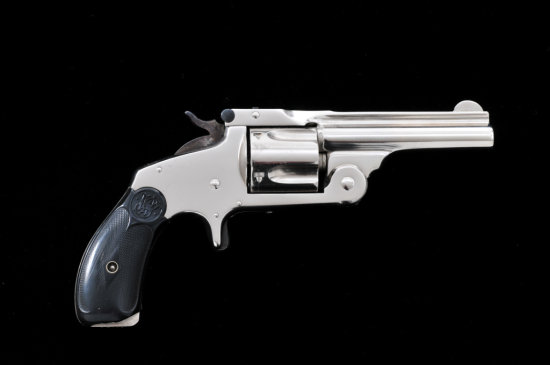 S&W Model 2 Spurtrigger Single Action Revolver