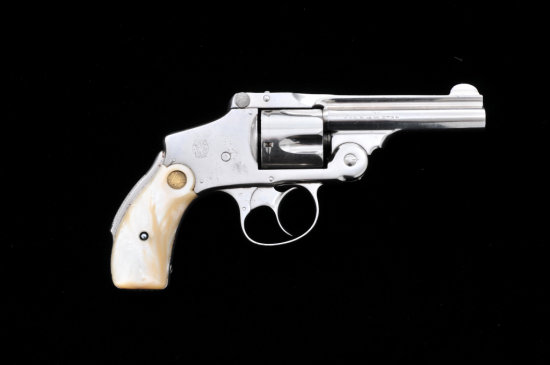 S&W 5th Model Safety Hammerless Revolver