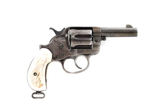 Colt Model 1878 Storekeeper's DA Revolver