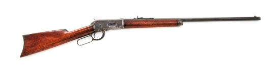 Early 1900s Winchester Model 94 LA Rifle