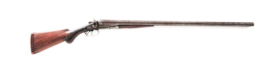 Remington Model 1889 Hammer Type Grade 3 SxS Shotgun