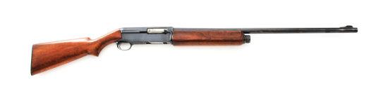 Winchester Model 40 Semi-Automatic Shotgun