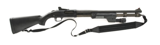 Tactical Mossberg Model 590 Pump Action Shotgun