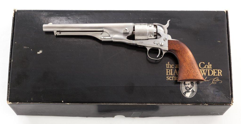 Colt BPS 1860 Army Revolver