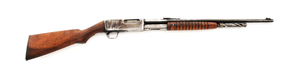Remington Model 14 Pump Action Rifle