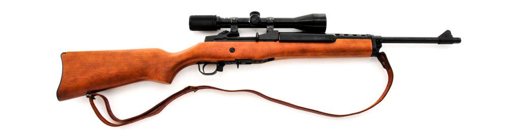 Ruger Mini-30 Semi-Automatic Rifle