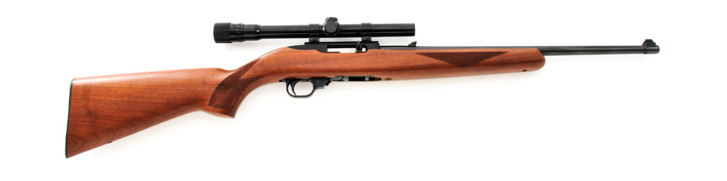 Early 1970s Ruger 10/22 Semi-Automatic Rifle