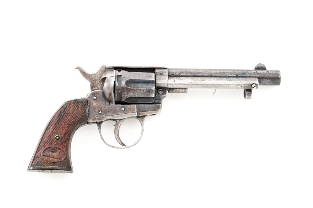 Belgian Texas Ranger Double Action Revolver