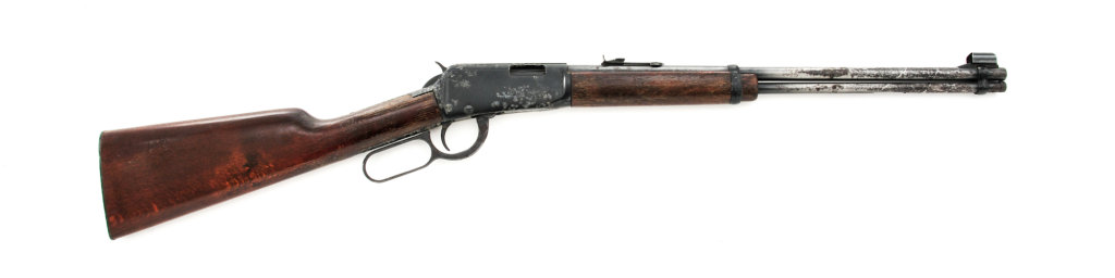 Iver Johnson Lever Action Rifle