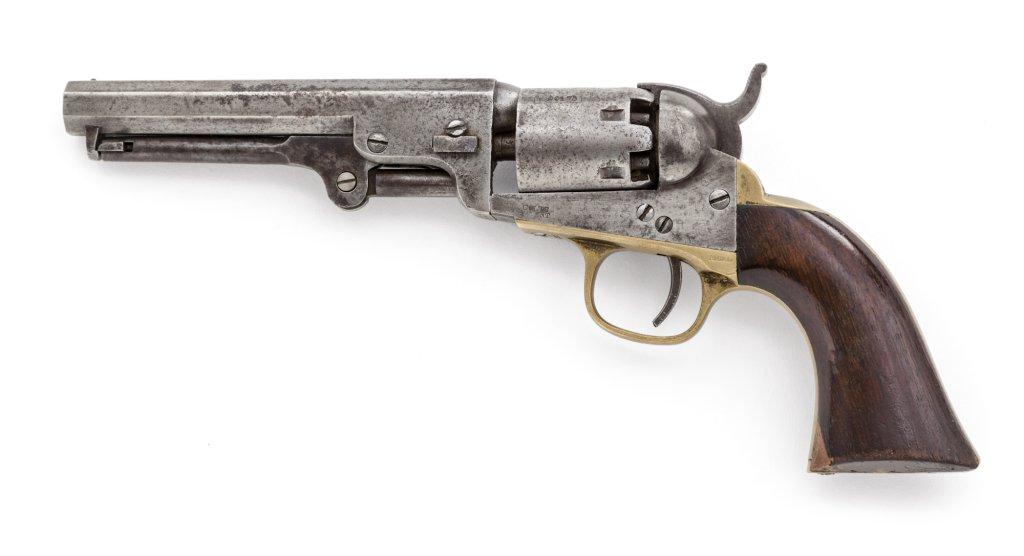 Colt Model 1849 Pocket Civil War Perc. Revolver