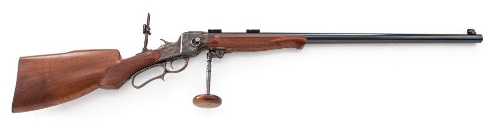 Stevens Model 44 Single Shot Target Rifle