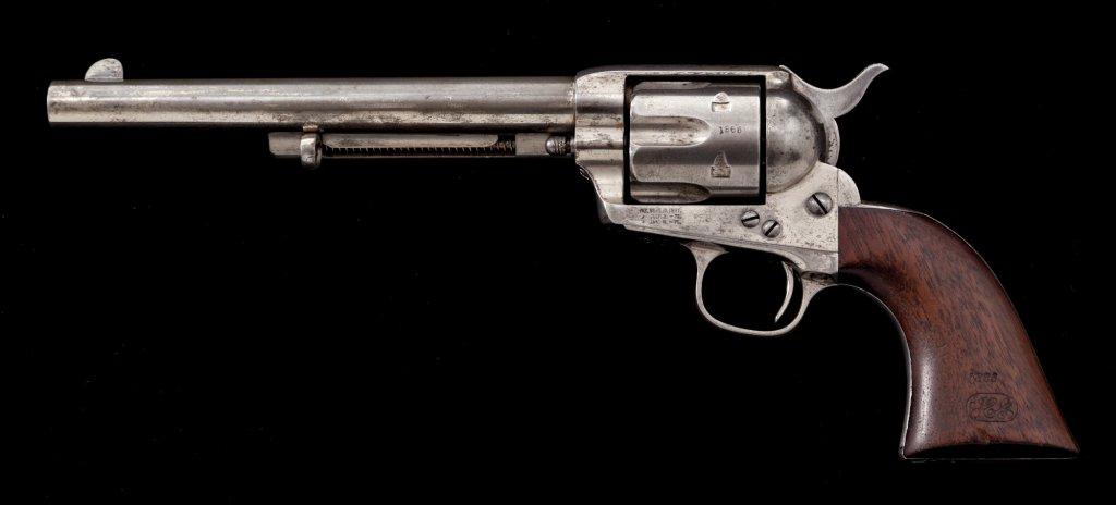 Colt Cavalry Single Action Army Revolver