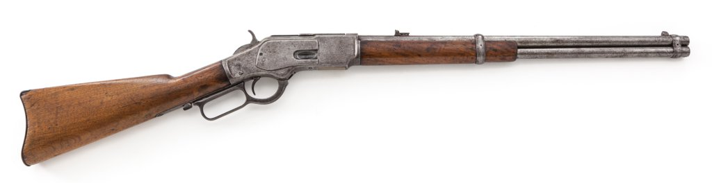 3rd Model Winchester 1873 Saddle Ring Carbine