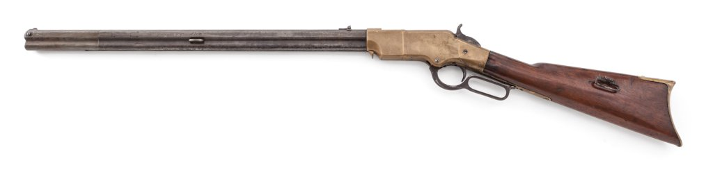 Henry Model 1860 Lever Action Rifle