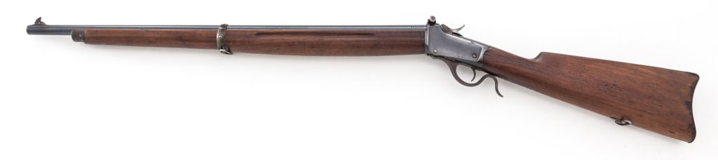 U.S. Marked Winchester Model 1885 Winder Musket