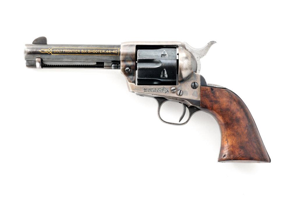 Movie Studio mkd 2nd Gen. Colt Single Action Army Revolver