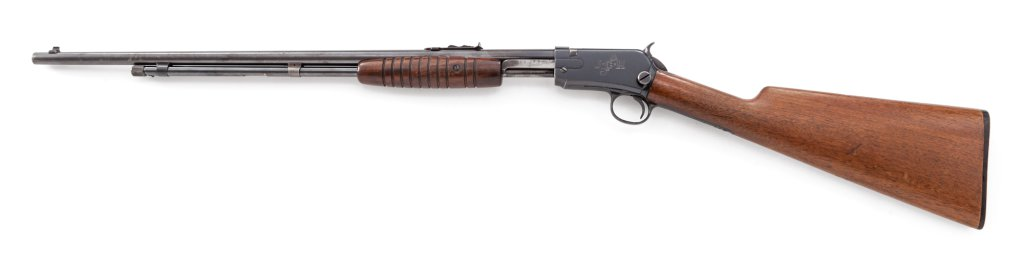 Two-Digit Winchester Model 62 Pump Rifle
