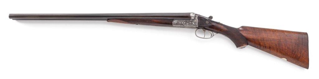 Simson & Co. Boxlock Side-by-Side Shotgun