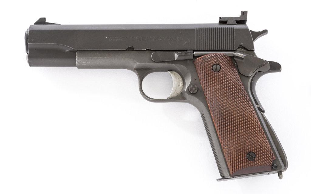 U.S. Army Nat'l Match Semi-Auto Pistol