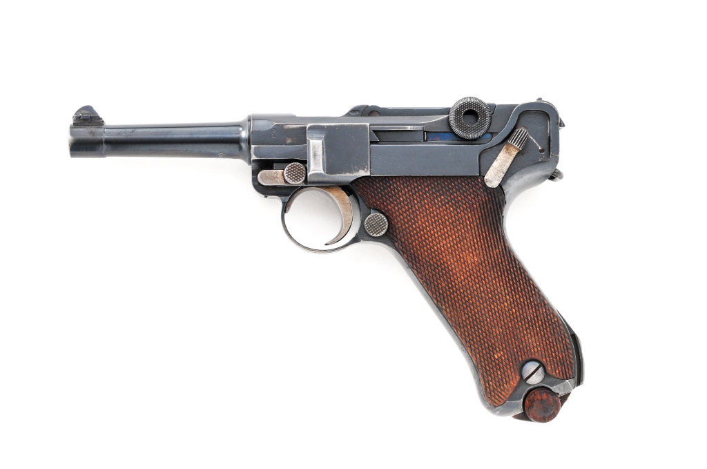 Commercial Model 1908 Luger