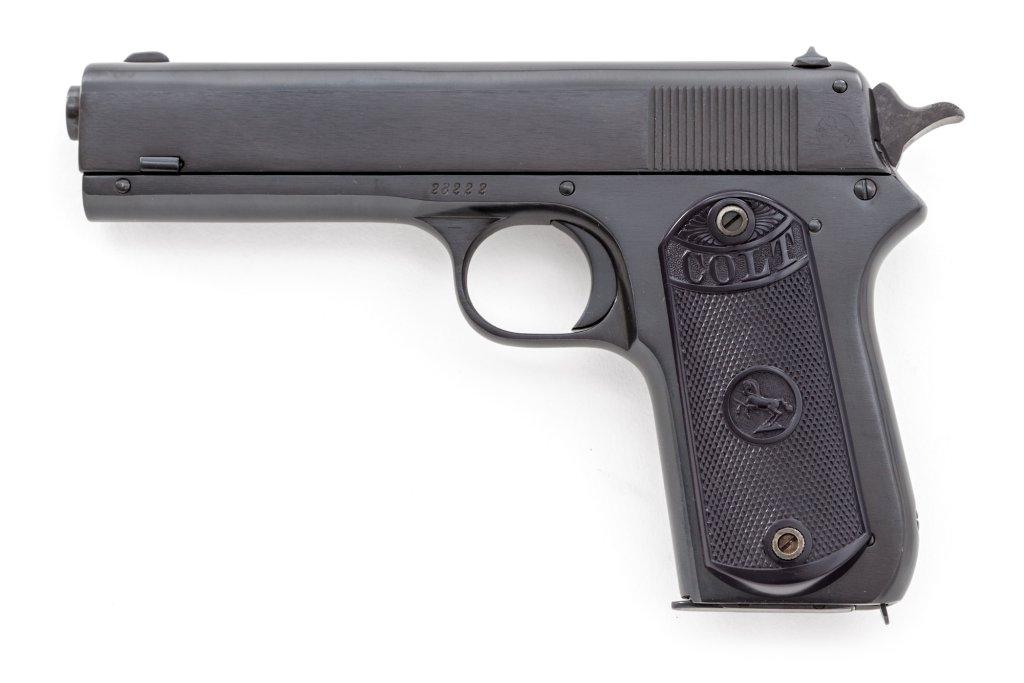 Colt Model 1903 Pocket Hammer Semi-Auto Pistol