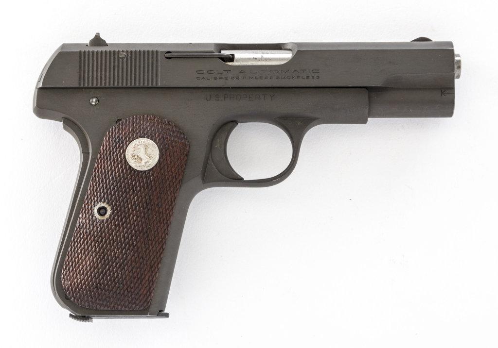 U.S. Prop. mkd Colt Model 1903 Semi-Auto Pistol