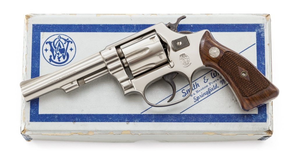 S&W Model 31-1 .32 Hand Ejector DA Revolver
