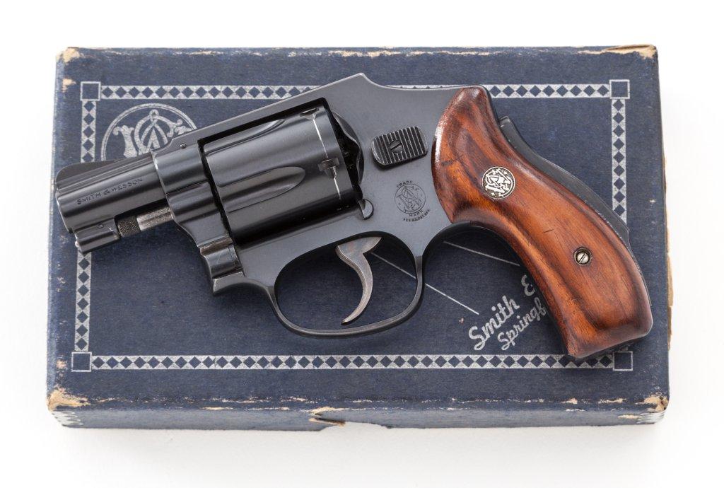 S&W Centennial Double Action Revolver