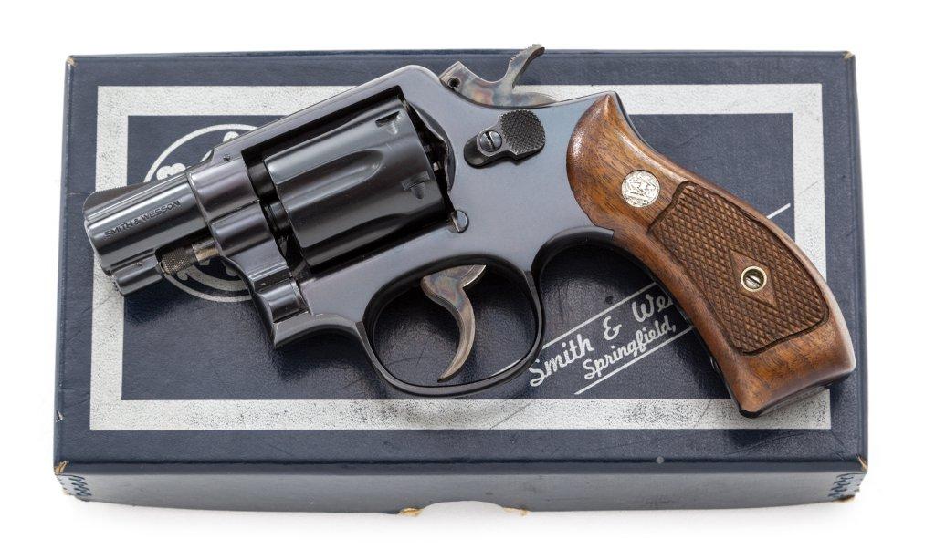 S&W Model 10-5 M&P Double Action Revolver