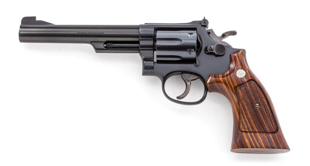 S&W Model 19-4 Combat Mag. DA Revolver