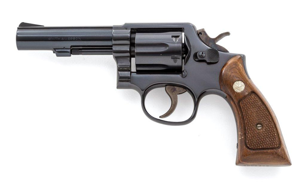 S&W Model 10-6 Double Action Revolver