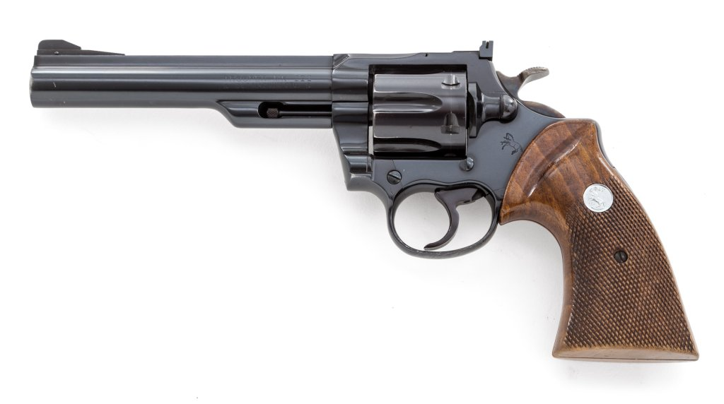 Colt Trooper MK III Double Action Revolver