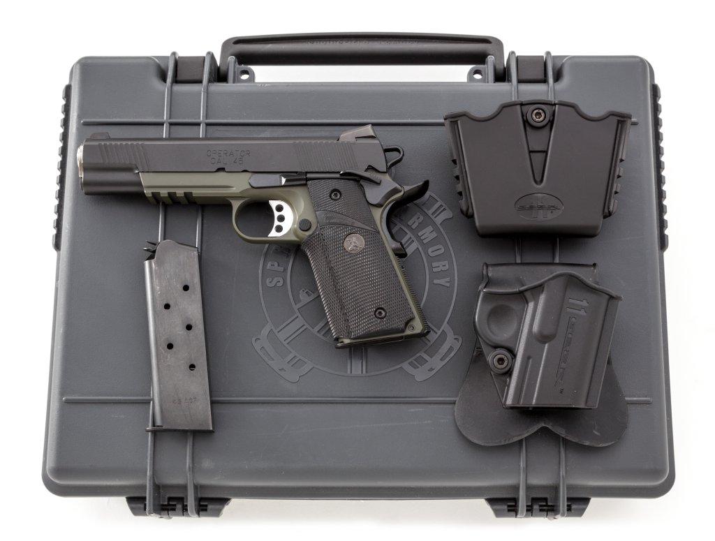 Springfield Armory Loaded MC Operator SA Pistol