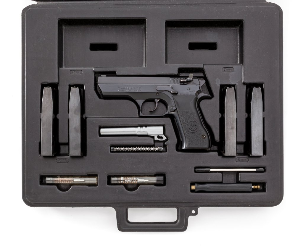 Israeli Jericho Model 941 Multi-Cal. SA Pistol Kit