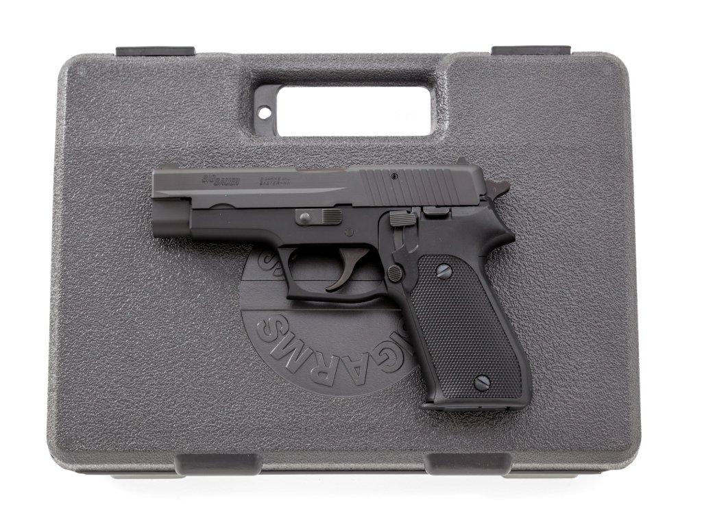 Mint Sig Sauer P220 Semi-Automatic Pistol
