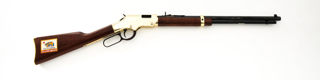 CRPA Henry ''Golden Boy'' Commem. Rifle