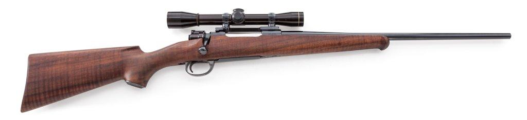 Sporterized Brazilian Model 1908 Bolt Action Rifle