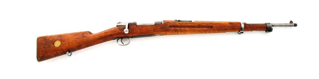 Swedish Model 38 Bolt Action Rifle