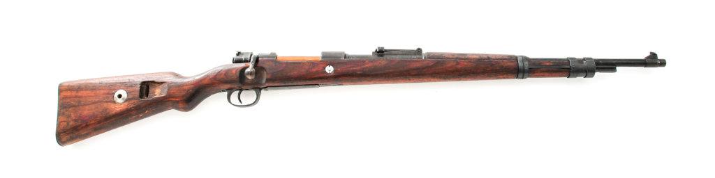 German Mauser KAR 98K Russian Capture BA Rifle