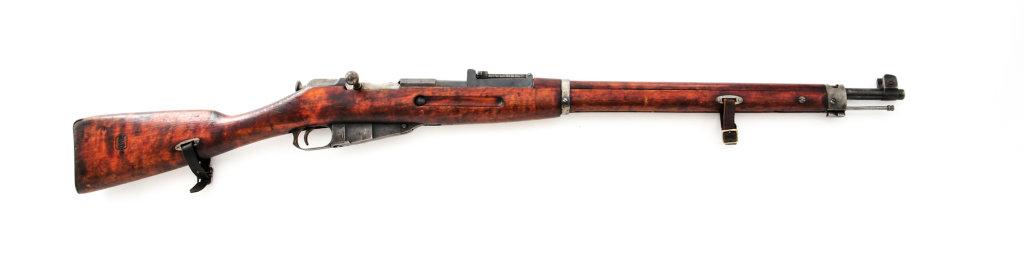 Finnish Model 28/30 Mosin-Nagant BA Rifle