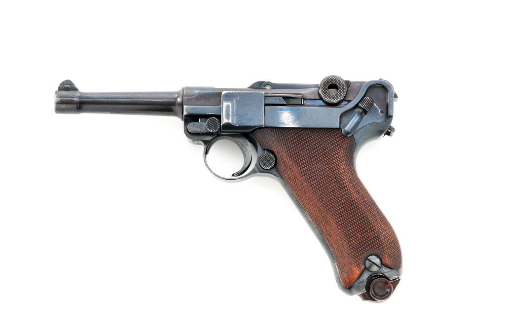 Early P.08 Luger, by DWM